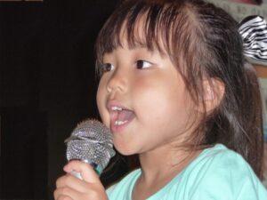 2歳 歌姫 童謡